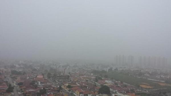 RN tem alerta de perigo potencial para chuvas intensas