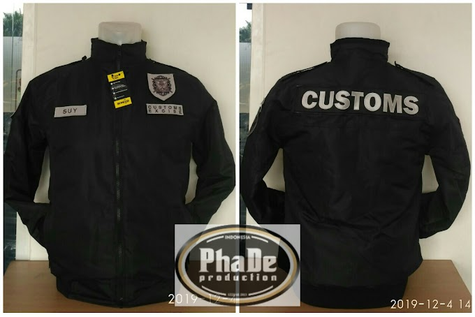 JAKET CUSTOMS EXCISE (PEGAWAI) BC BANDA ACEH