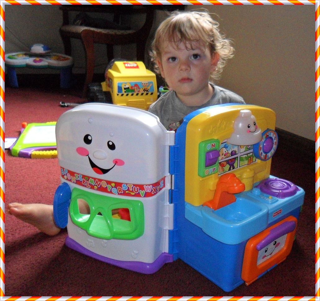 Fisher Price Learning Kitchen: TREASURES IN THRIFTING LAND: Money In Recalls