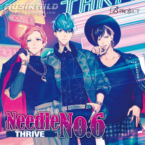 Download Lagu B-Project Thrive Terbaru