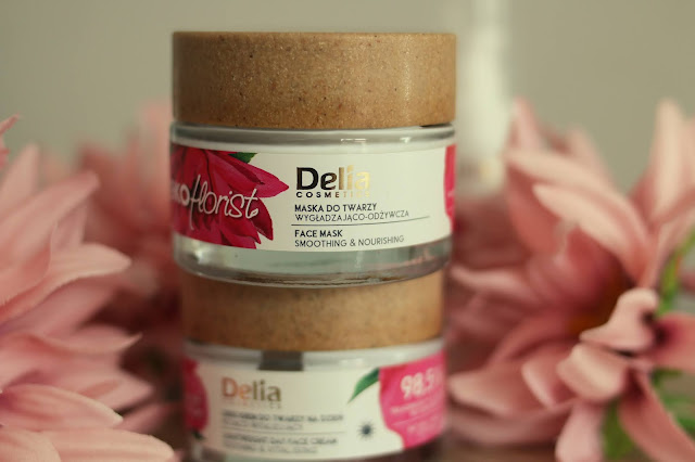 Delia Cosmetics Ekoflorist maska