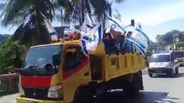 Gubernur Papua Sebut Bendera yang Berkibar Bukan Israel