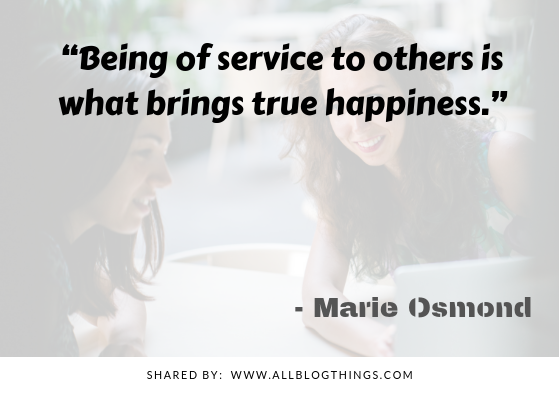 Top 10 Community Service Quotes and Sayings with Images