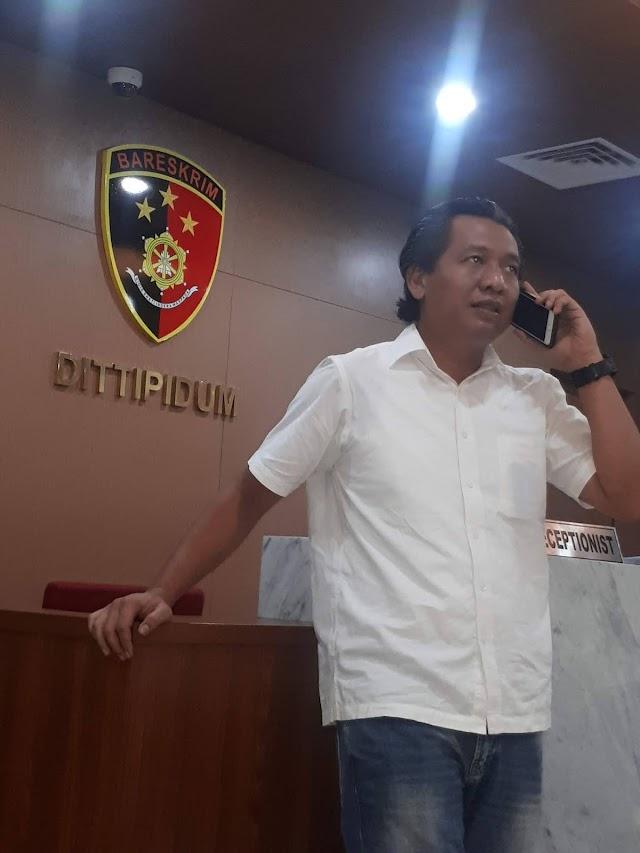 Komite Anti Korupsi Indonesia Melaporkan Kuasa Hukum Djoko Tjandra ke Bareskrim