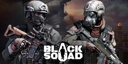 Cara Main Black Squad di Steam