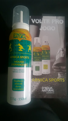 Arnica Sports Evento maniasdekellen
