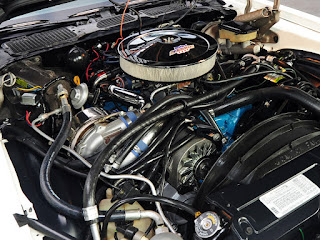 Chevy 350 cu-in. Turbo