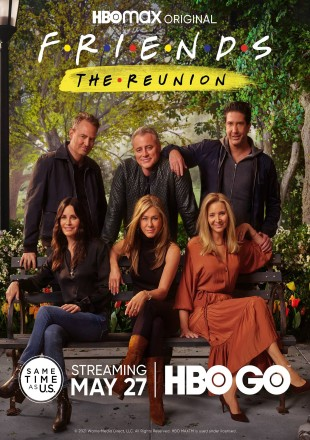 Friends The Reunion 2021 HDRip 480p 300Mb English