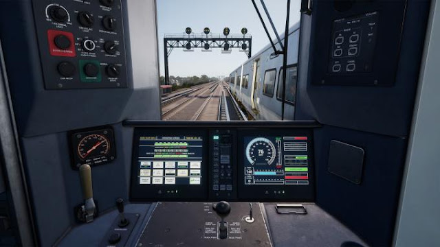 Train Simulator 2020 the next part of a series of railway simulators. In the new game you will find many more tasks, a huge game map, realistic trains and much more.