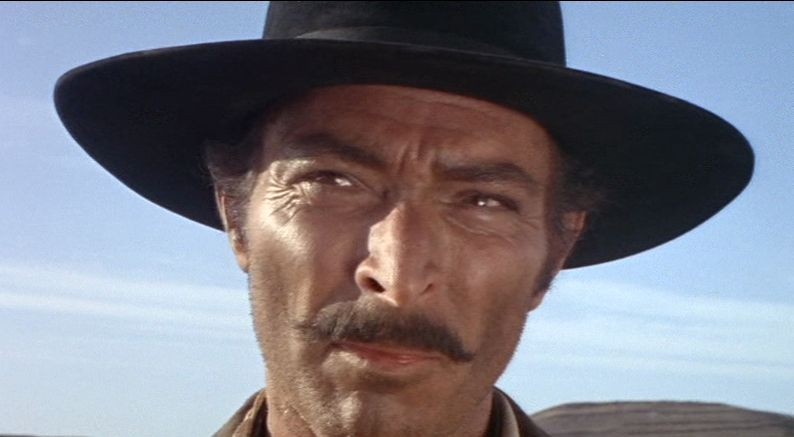 Image result for the good the bad and the ugly cleef