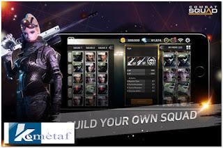 Download Game Combat Squad v0.2.18 Mod APK Full Hack