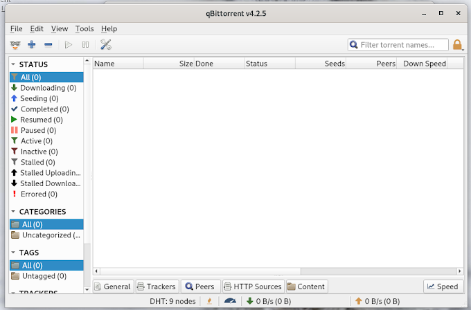 How to install a torrent client on Kali Linux
