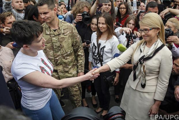 Савченко никогда не была летчицей