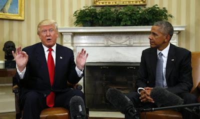 amerikai elnökválasztás, Donald Trump, Barack Obama, POTUS, Fehér Ház