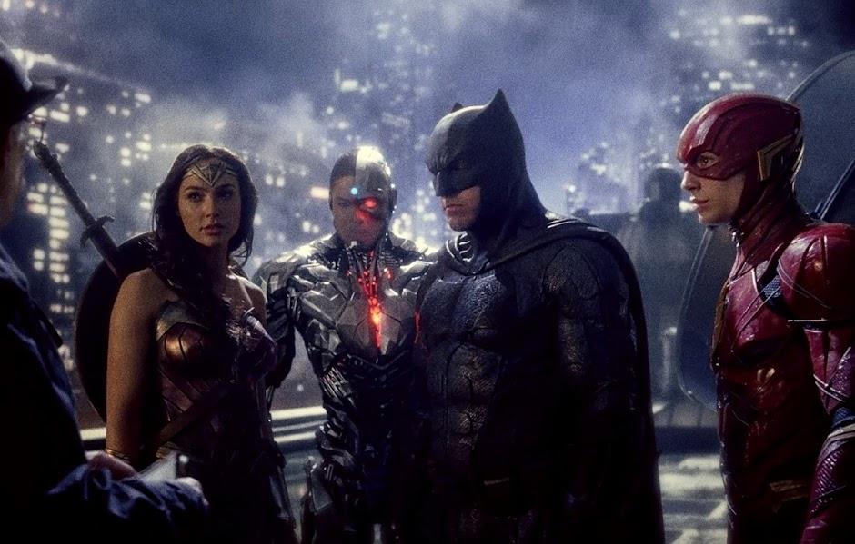 """Revelada a duração de """"Liga da Justiça"""", roteiro da sequência está em desenvolvimento"""