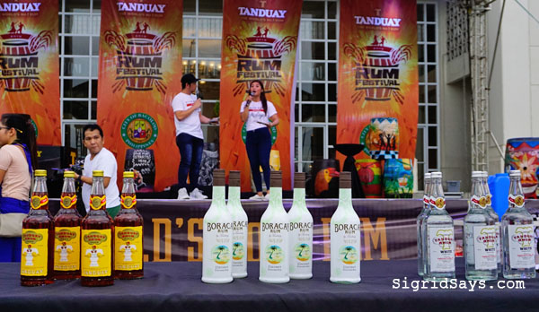 Tanduay Rum Festival Bacolod - Bacolod Rum Festival - Bacolod blogger -Bacolod Government Center -Culinaria - Cooking with Rum