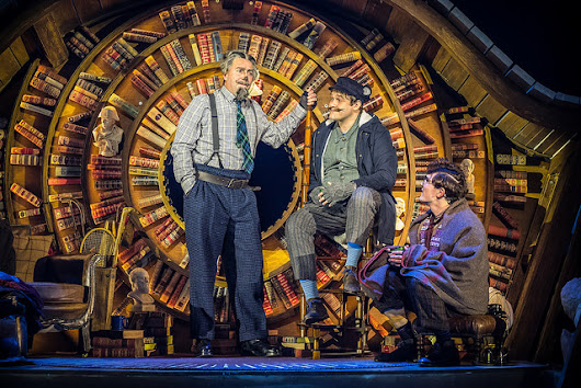 THE WIND IN THE WILLOWS :: THE LOWRY, MANCHESTER