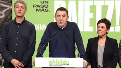 Otegi, eta, sánchez, referéndum, independencia, País vasco, euskadi