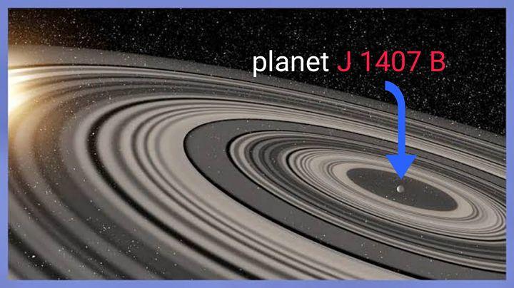 Highest rings planet