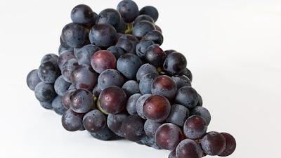 Nho bổ sung vitamin cho gan thanh nhiệt cơ thể
