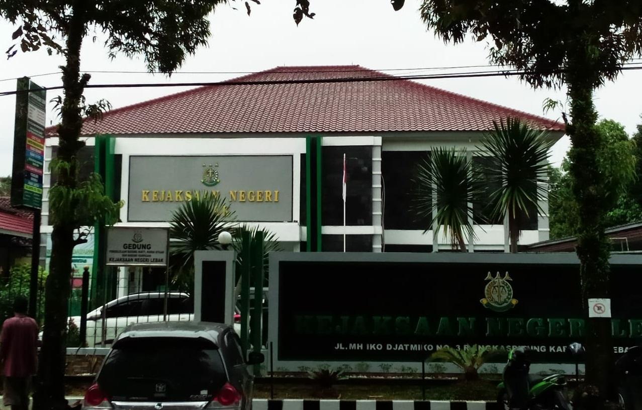 Oknum Jaksa Lebak Diduga Minta Partisipasi Uang 15 Juta ke OPD