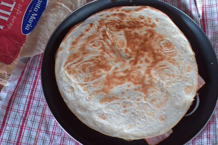 receta de quesadillas, street food mexicano