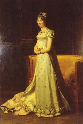 Portrait of Stéphanie de Beauharnais, François Gérard , 1806