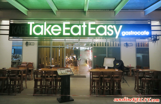 Take Eat Easy GastroCafe @ Sunway Velocity