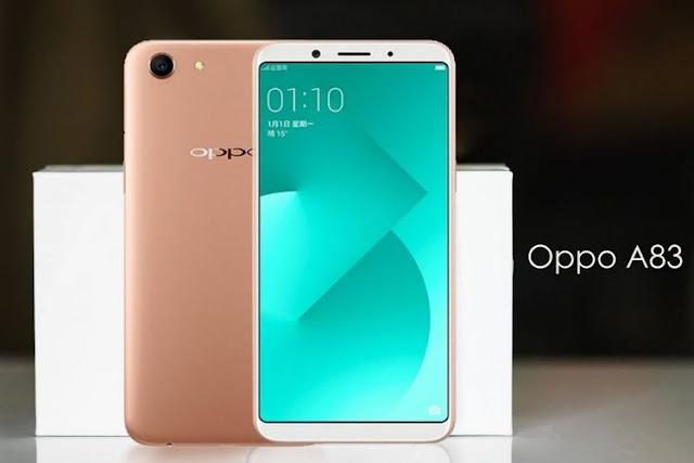 Pesona Oppo A83, Smartphone Selfie