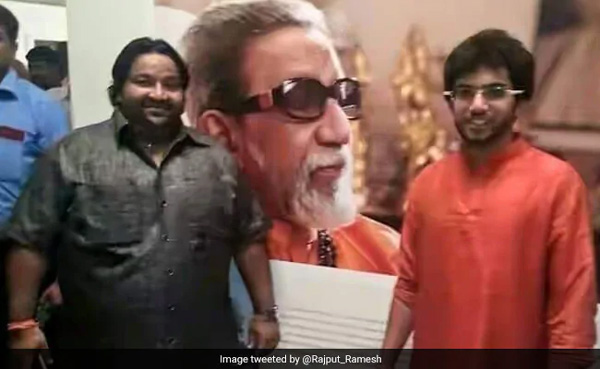 """Ideology Doesn't Permit Me"": Sena Leader Quits Over Tie-Up With Congress, Mumbai, News, Politics, Trending, Maharashtra, Shiv Sena, Resignation, Twitter, Facebook, National"