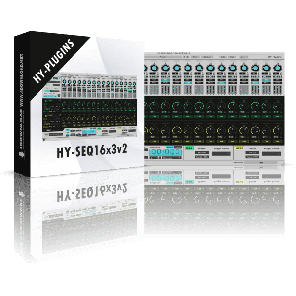 HY-SEQ16x3v2 v1.2.2 Full version