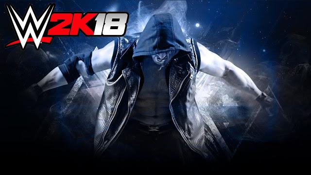 WWE 2K18 + 4 DLCs REPACK TÉLÉCHARGEMENT GRATUIT