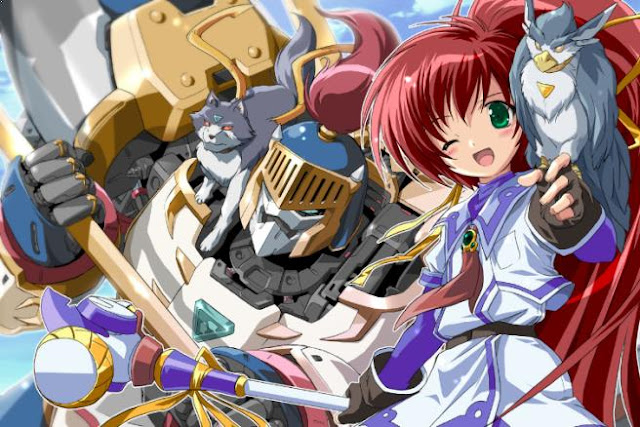 Tristia of the Deep Blue Sea (Aoi Umi no Tristia) - Top Ufotable Anime [Best List]