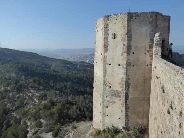 Torre de l'homenatge del castell