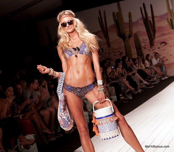 3585edf58d MS. FABULOUS  Miami Swim Week  Maaji 2016 Rhapsody Road fashion ...