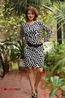 Actress Saloni Latest Pos in Short Dress  0331.JPG