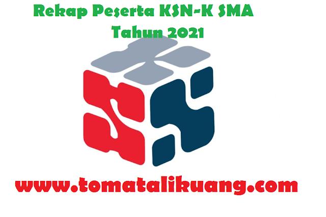 peserta ksn k sma tahun 2021 tingkat kabupaten kota tomatalikuang.com