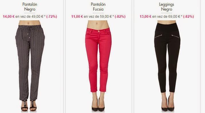 Pantalones 11 euros