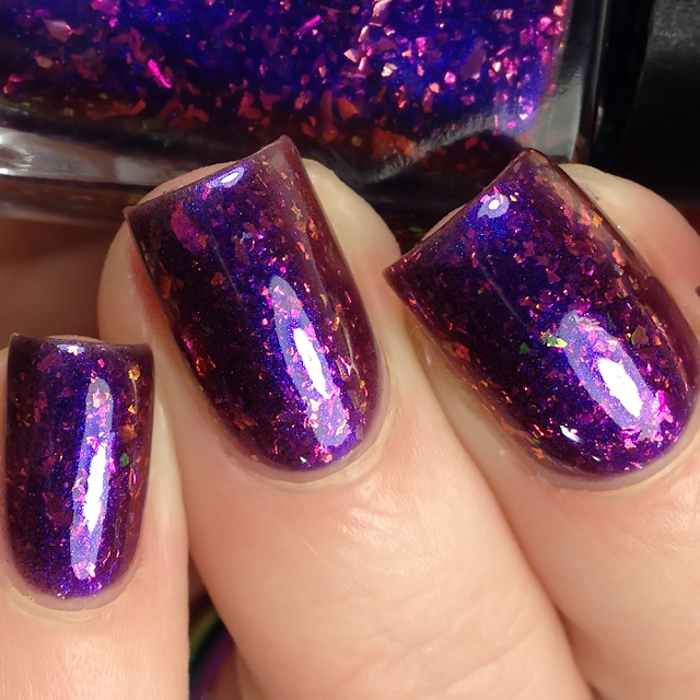 Lollipop Posse Lacquer-Scorpio Season