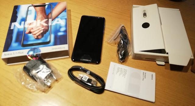 Unboxing Nokia 5.1 Plus (Endah/Teknogav.com)