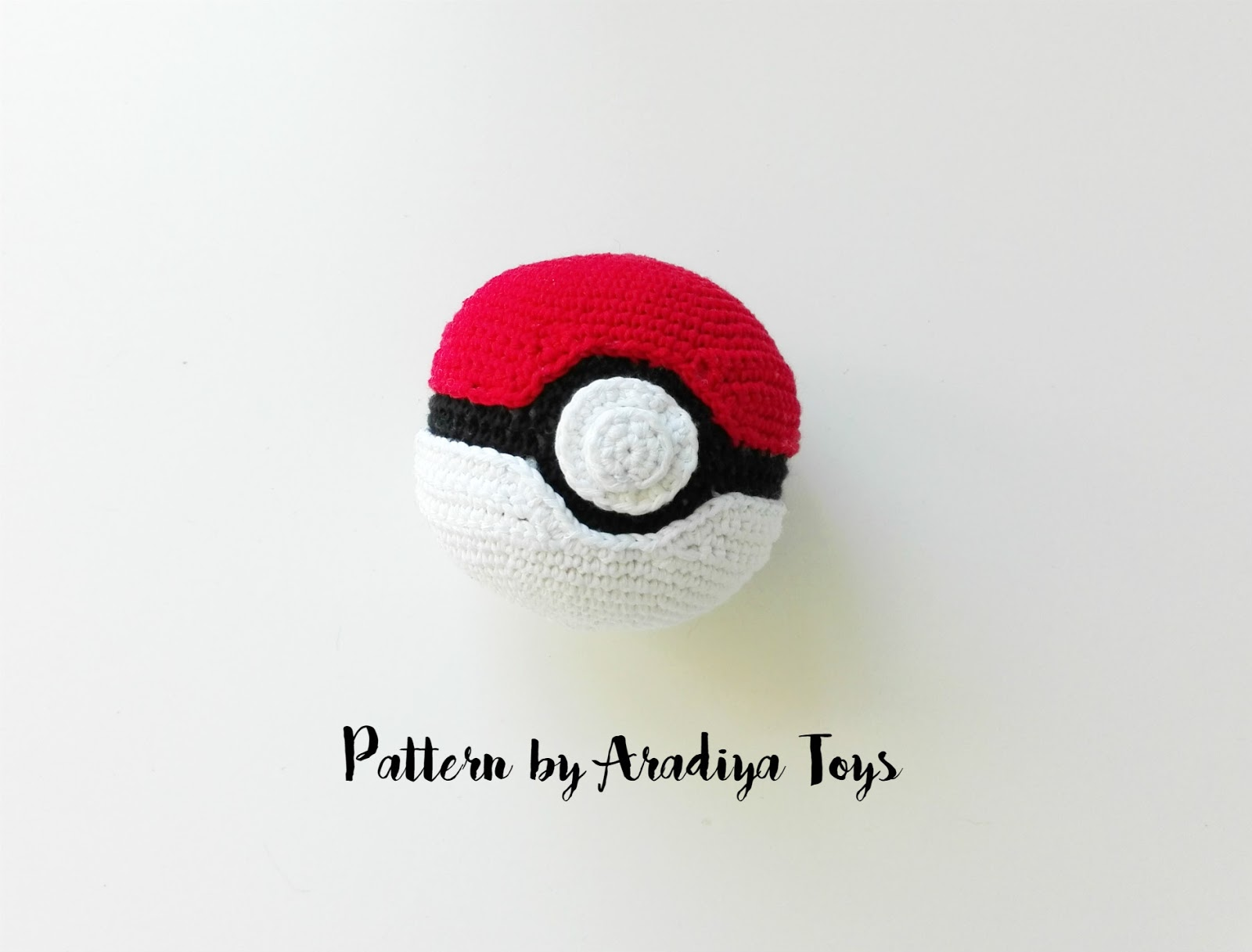 Amigurumi Pokeball y recopilatorio Pokemon | Terapia Ganchillera