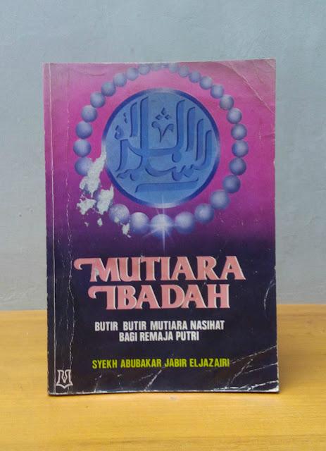 MUTIARA IBADAH, Syeh Abubakar Jabir Eljazairi