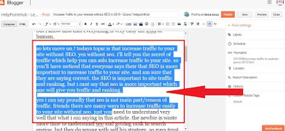 Increase Traffic to your website without SEO in 2019