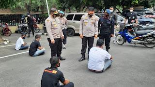 37 Orang Intimidasi BPR Adipura Diamankan Polresta Surakarta