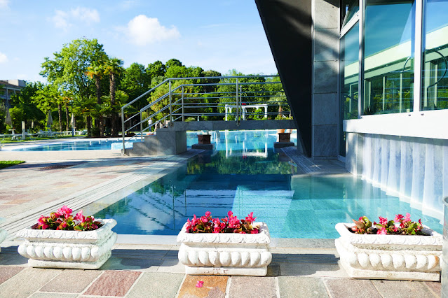 piscine abano  ingresso giornaliero