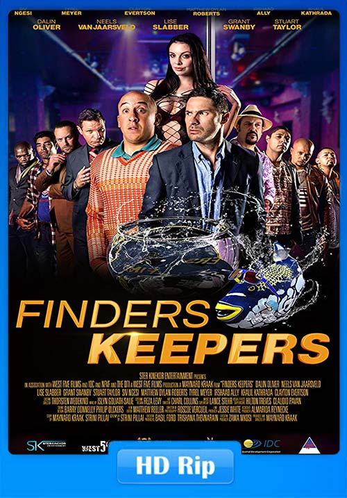 Finders Keepers 2017 720p WEB-DL Dual Audio Hindi English | 480p 300MB | 100MB HEVC
