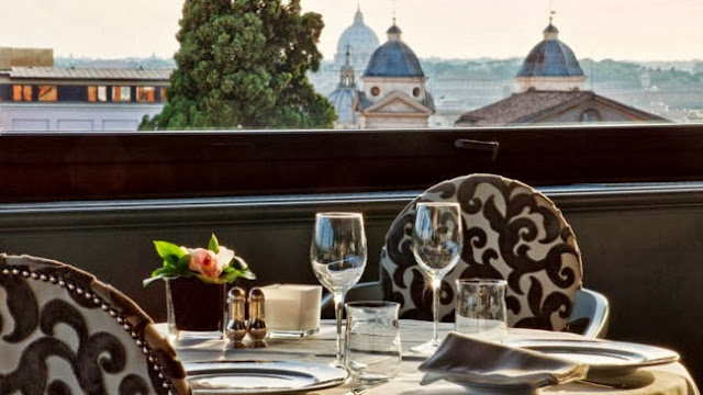 Hotel Eden Rome Italy