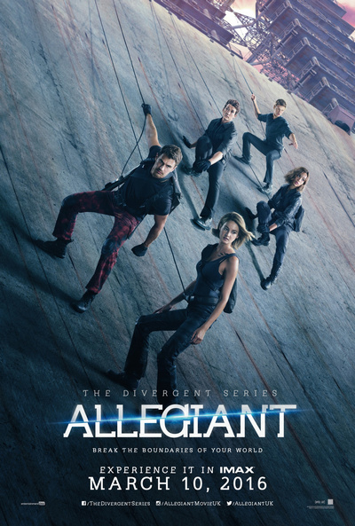 [HD ชัดแจ๋วมาแล้ว] ALLEGIANT THE DIVERGENT SERIES (2016) : อัลลีเจนท์ ปฏิวัติสองโลก  [เสียงไทยโรง ซับจีนฝัง]