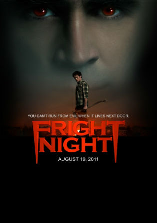 Fright Night 2011 BluRay 350MB Hindi Dual Audio 480p