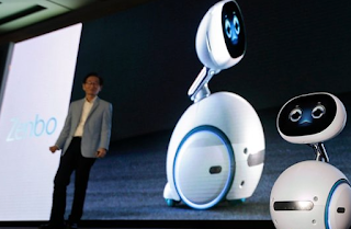 Meet Zenbo, The Asus Robot That Costs No More Than A Smartphone
